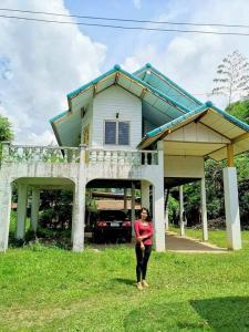 ขายบ้านอุบลราชธานี : ขายบ้านสองชั้น ราคาถูก