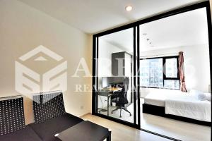 For RentCondoRama9, RCA, Petchaburi : For rent Life Asoke Nearby MRT Phetchaburi