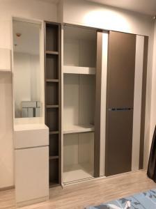 For RentCondoBang Sue, Wong Sawang : DEO MOBI BANGSUE GRAND INTERCHANGE, luxury condo, new room, never in luxury, good price, next to MRT Tao Poon
