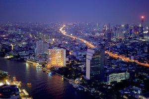 ขายคอนโดวงเวียนใหญ่ เจริญนคร : Penthouse วิวโค้งแม่น้ำ+ICON Siam+Shangrila ที่สวยที่สุด!! ชั้นสูง 65++