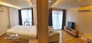 For RentCondoSukhumvit, Asoke, Thonglor : Via Botani Condominium For Rent, 1 Bedroom 46.66 sq.m., Fully Furnished, Khlong Tan Nuea, Watthana, Bangkok.