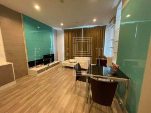 For RentCondoRatchathewi,Phayathai : For Rent Baan Klang Krung Siam-Pathumwan (55 sqm.)