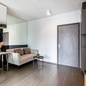 For RentCondoOnnut, Udomsuk : Condo for rent, Ideo Sukhumvit 93, 1 bedroom, BTS Bang Chak