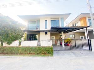 ขายบ้านฉะเชิงเทรา : ✨✨ขายถูก!! บ้านเแฝด หมู่บ้านเดอะทรัสต์ บ้านโพธิ์ (The Trust Banpho) ฉะเชิงเทรา ขนาด 35.9 ตร.ว. 3 ห้องนอน 3 ห้องน้ำ 1 ห้องนั่งเล่น เดินทางสะดวกด้วยถนนมอเตอร์เวย์ กรุงเทพ-ชลบุรี-อ่อนนุช พร้อมอยู่✨✨