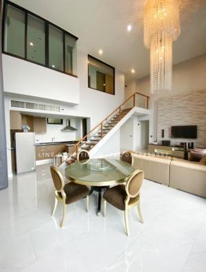 ขายคอนโดลาดพร้าว เซ็นทรัลลาดพร้าว : ขายคอนโด The Issara Ladprao ขนาด 193 Sq.m Duplex 3 bed 3 bath ราคาเพียง 22.5 MB เท่านั้น !!!! ชั้น 45 +