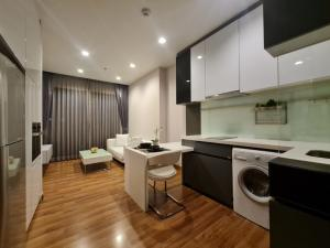 For SaleCondoRatchadapisek, Huaikwang, Suttisan : Hot deal !! Best Conditions Ivy Ampio 1 bedroom Ready to move in