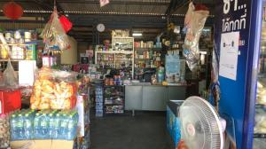 For LongleaseRetailRamkhamhaeng,Min Buri, Romklao : Sell groceries ready to continue the business near Khlong Sam Ton School, Soi Bueng Khwang