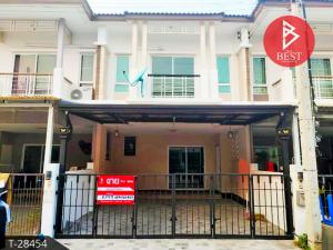 For SaleTownhouseBangbuathong, Sainoi : Townhome for sale, Prime Place Village The Greenery Bang Yai, Nonthaburi, good condition, cheap