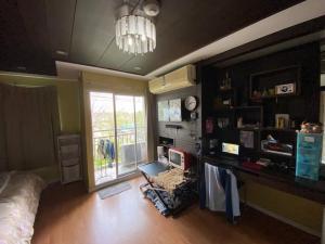 For SaleCondoRatchadapisek, Huaikwang, Suttisan : Urgent sale, Lumpini Condo, Cultural Center, 1 bedroom, 60 sqm, Building B2, open view, near MRT Huai Khwang (S1885).