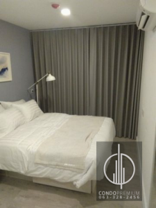 For RentCondoSamrong, Samut Prakan : G 5807 💛 For rent Pause Sukhumvit 115 Ready to move in