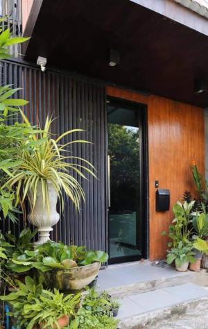 ขายตึกแถว อาคารพาณิชย์บางซื่อ วงศ์สว่าง เตาปูน : INT2328)ขายบ้านแถวตลาดนนท์ อาคารพาณิชย์ 4 ชั้น ตกแต่งครบพร้อมอยู่คะ ราคา 4.9 ล้าน