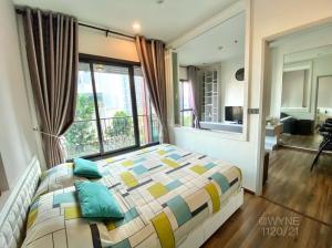 For RentCondoOnnut, Udomsuk : New Renovated @Wyne by Sansiri ( 1 Bed 35 Sqm) BTS Phrakanong - 16,000 THB from 20k
