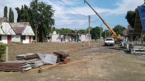 For SaleLandCha-am Phetchaburi : ขาย ที่ดินเปล่า 50 ตรว ถมแล้ว แบ่งแปลงขาย 200 เมตรถึงทะเล ปึกเตียน ท่ายาง จังหวัดเพชรบุรี  (ZL008)