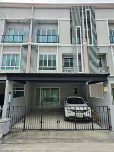 For SaleTownhousePattanakan, Srinakarin : ขาย ทาวน์โฮม พาทิโอ พัฒนาการ 38 (Patio Pattanakarn 38)