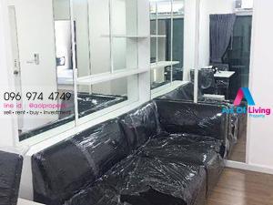 For RentCondoBangna, Lasalle, Bearing : Condo for rent iCondo Sukhumvit 105 8th floor RE63-0202