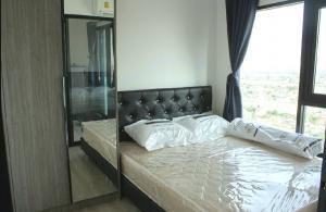 For RentCondoSamrong, Samut Prakan : For rent, kensington, Sukhumvit-Theparak, 22 sq.m., washing machine 6,500 baht / month.