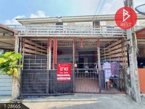 ขายทาวน์เฮ้าส์/ทาวน์โฮมพัทยา บางแสน ชลบุรี : ขายด่วน ทาวน์เฮ้าส์ หมู่บ้านประภัสสร6 อำเภอ พานทอง จังหวัด ชลบุรี