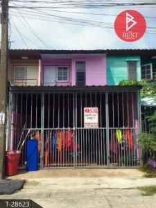For SaleTownhouseSamrong, Samut Prakan : 2 storey townhouse for sale, siva nakhon praksa village, samut prakan