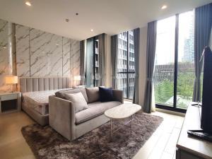 For RentCondoWitthayu, Chidlom, Langsuan, Ploenchit : Condo for rent, Noble Ploenchit, 1 bedroom, near BTS Ploenchit