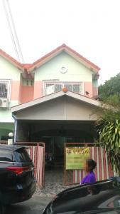 For SaleTownhouseBang kae, Phetkasem : Townhouse for sale after the rim of 29 square meters, Arun Thong 2, Petchkasem 69 and Petchkasem 77.