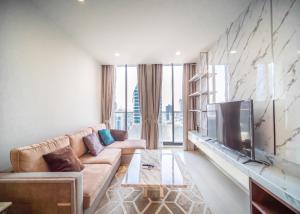 For RentCondoWitthayu, Chidlom, Langsuan, Ploenchit : Condo for rent, Noble Ploenchit, 2 bedrooms, near BTS Ploenchit