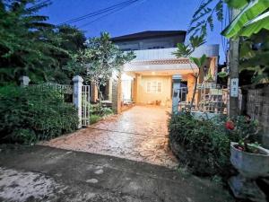 ขายบ้านเอกชัย บางบอน : ขายถูก ลดราคาจุก!!! บ้านเดี่ยว ม.กานดา 4 นอน 2 น้ำ บ้านหลังริม ถูกกว่าราคาประเมินแบงค์ เกือบล้าน!