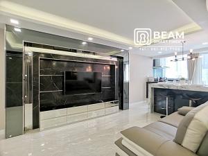 ขายคอนโดพระราม 9 เพชรบุรีตัดใหม่ : 👍SM001: ห้องหรู สยามคอนโด ห้องสวย ตกแต่งใหม่พร้อมเฟอร์นิเจอร์ครบ เข้าอยู่ได้ทันที/พระราม 9/Central Rama9