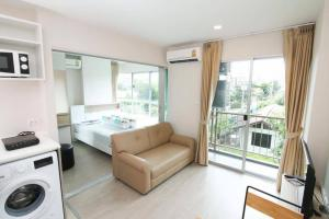 For RentCondoSapankwai,Jatujak : ✅ For rent Metrolux Phahonyothin - Suthisan, near BTS size 24.50 sq m, complete with furniture and electrical appliances ✅