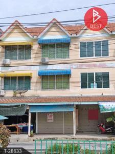 For SaleShophouseNakhon Pathom, Phutthamonthon, Salaya : Commercial building for sale, Bang Len Municipality, Nakhon Pathom, trading location
