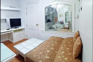 For RentCondoSukhumvit, Asoke, Thonglor : For rent Grand Park View Asoke 1 bedroom 16,000 baht/Month