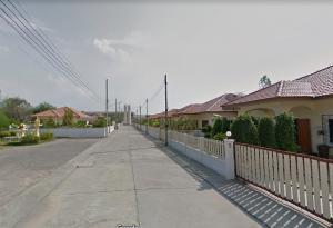 ขายบ้านราชบุรี : ขายบ้านเดี่ยว 100 ตรว. ใกล้แยกหัวโพ บางแพ ราชบุรี ห่างแยกแค่ 500 เมตร