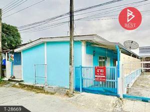 ขายทาวน์เฮ้าส์/ทาวน์โฮมพัทยา บางแสน ชลบุรี : ขายทาวน์เฮ้าส์ (ห้องแถว)ซอยบ้านสวน-พงษ์ประเสริฐ 6 บ้านสวน ชลบุรี