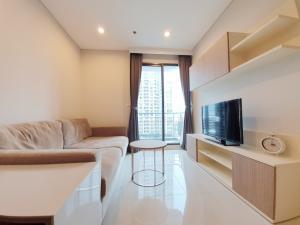 เช่าคอนโดพระราม 9 เพชรบุรีตัดใหม่ : ให้เช่าคอนโดโครงการ Villa Asoke, 1ห้องนอน ใกล้ MRT เพชรบุรี