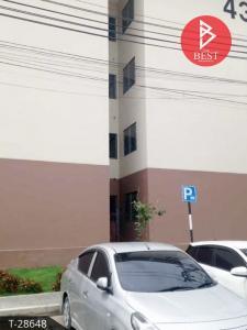 For SaleCondoSamrong, Samut Prakan : Apartment for sale Eua Arthorn Thepharak 3 Bang Phli-Tamru Samut Prakan
