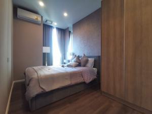For RentCondoOnnut, Udomsuk : For rent (For Rent) Whizdom Essence Sukumvit 101 beautiful room, fully furnished.