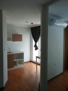 For RentCondoRama 2, Bang Khun Thian : Condo for rent, Tulip Square Om Noi 28.8 sq m. Full furniture.