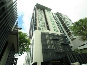 For RentCondoAri,Anusaowaree : The Vertical Aree, ready to move in, 50 sqm, prices start at 18000 baht.