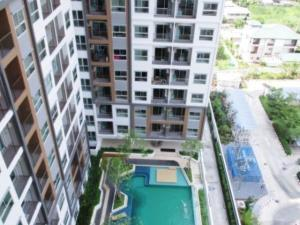 For RentCondoChengwatana, Muangthong : The Trust Ngamwongwan, ready to move in, 24 sqm, starting price 6000 baht, interested in details. Add Line now. Line ID: @good1234 (with @ too) There are plenty of rooms. You can talk to us.