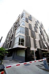 For RentCondoWitthayu,Ploenchit  ,Langsuan : The Tempo Ruamrudee is ready to move in, 30 sqm, prices start at 23000 baht.