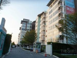 For RentCondoPattanakan, Srinakarin : The Seasons Srinakarin, ready to move in, 40 sq m, starting price 7000 baht.