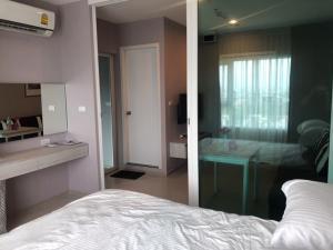 """For SaleCondoSamrong, Samut Prakan : 🔥 Urgent sale """"Aspire Erawan"""", real room, very beautiful."""