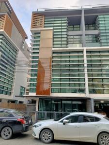 For RentHome OfficeLadprao101, The Mall Bang Kapi : 5-storey home office for rent, The Primary Ladprao 101, near Vejthani Hospital