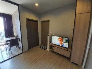 For RentCondoBang Sue, Wong Sawang : For rent: The Line Wongsawang 13,500, 22nd floor, beautiful view.