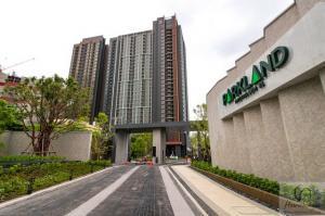 For RentCondoBang kae, Phetkasem : The Parkland Petchkasem 56, ready to move in, 31 sqm, 9000 baht, Line ID: @m9898 (with @ too)