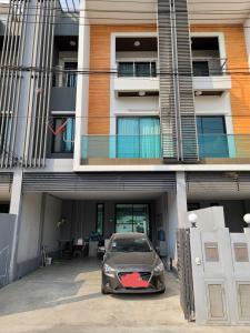 ขายโฮมออฟฟิศนวมินทร์ รามอินทรา : ขายหรือเช่า Home Office 3 ชั้น 30.4 ตารางวา พื้นที่ใช้สอย 310 ตารางเมตร เหมาะสำหรับประกอบธุรกิจ และพักอาศัย