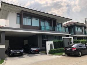 For RentHouseRamkhamhaeng,Min Buri, Romklao : 2 storey detached house for rent, Krungthep Kreetha, Setthasiri, Setthasiri, Krungthep Kreetha