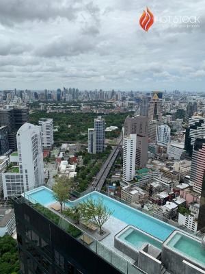 ขายคอนโดสยาม จุฬา สามย่าน : ขายด่วน! ลดเป็นล้าน! คอนโด Ashton Chula Silom 1นอน 34ตรม ชั้นสูง 50+ วิวสวย วิวสวนลุม วิวส่วนกลาง