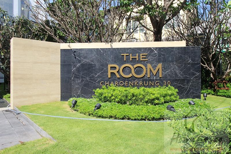 ขายคอนโดสาทร นราธิวาส : ขาย โครงการ The room charoenkrung 30
