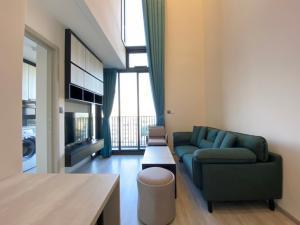 เช่าคอนโดอ่อนนุช อุดมสุข : The Line 101 ห้องDuplex, ขนาด43ตรม. ชั้น5 (ส่วนกลาง), ราคาพิเศษ 19,999