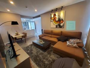 ขายคอนโดสยาม จุฬา สามย่าน : ขาย The Room Rama4 ชั้น 17 ราคา 16.2 ล้านบาท ขนาด 79.09ตรม.